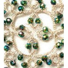 Additional beads and thread - Silver