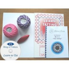 Learn Tatting Kit - 4