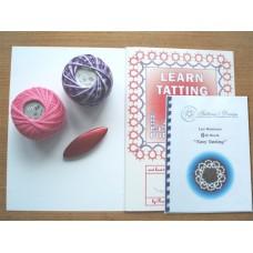 Learn Tatting Kit - 2
