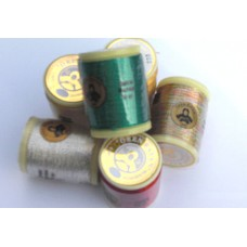 Oren Bayan Metallic Threads - 120 metre spools